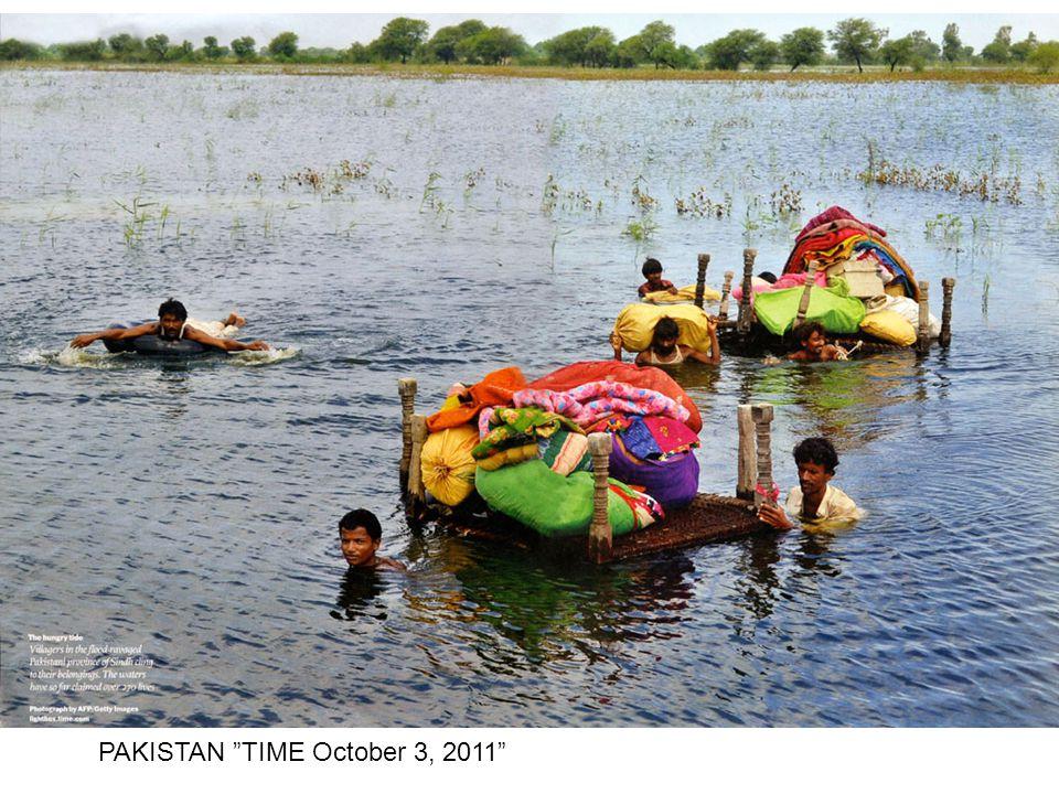 PAKISTAN TIME October 3, 2011