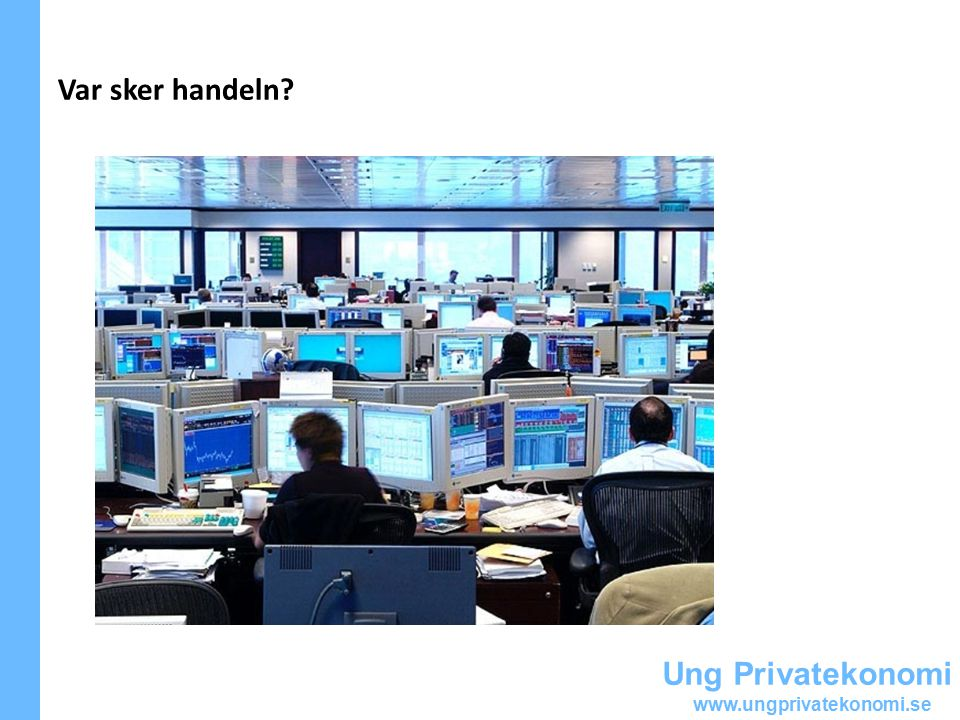 Ung Privatekonomi www.ungprivatekonomi.se Att handla