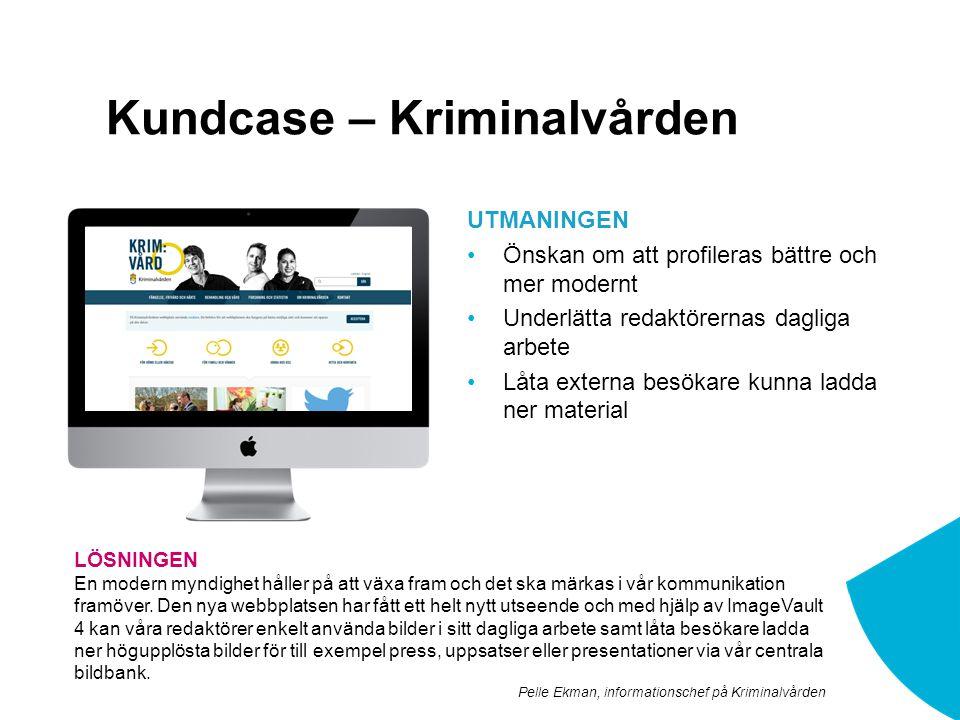 Kundcase – Norrtälje kommun UTMANINGEN Att skapa en känsla för varumärket som en kommun i framkant Stort fokus på förändra sättet att kommunicera med medborgarna Förenkla redaktörsarbetet LÖSNINGEN En viktigt del i Norrtälje kommuns nya webbplats är att skapa en känsla för varumärket som en kommun i framkant.