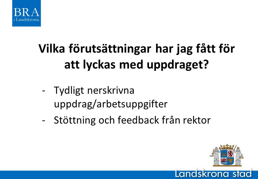 Hur ser jag på att Landskrona har valt att använda ett meriteringsprogram för att kvalitetssäkra lärares yrkesskicklighet?