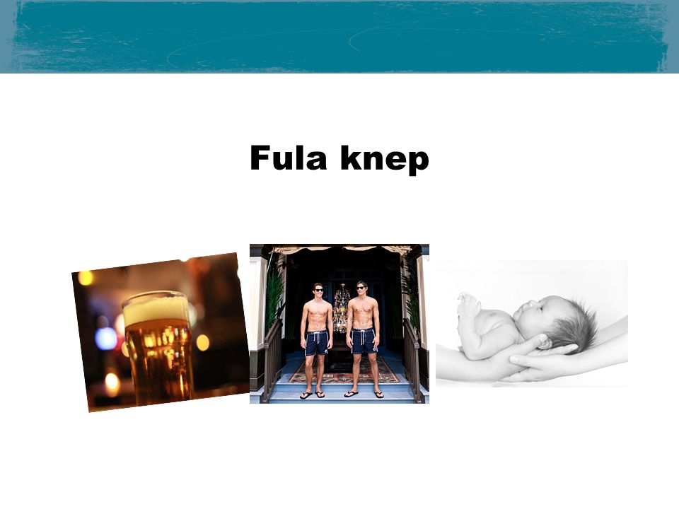 Fula knep