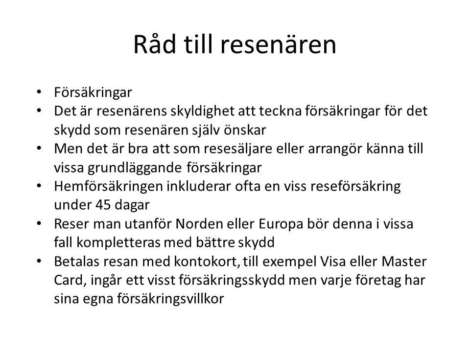 Råd till resenären Pass, visum och Schengenavtalet En person som reser över en landgräns ska vara försedd med en giltig legitimationshandling Inom Norden räcker det med ett vanligt körkort Reser man till andra länder krävs det ett pass och i vissa fall ett visum För att underlätta för människor att röra sig fritt inom EU har en majoritet av medlemsstaterna undertecknat det så kallade Schengenavtalet Man har rätt att vistas i tre månader i de övriga EU-länderna utan särskilt tillstånd Enligt avtalet måste varje person kunna visa sin nationalitet vid incheckning på hotell, pensionat och ofta godtas endast pass