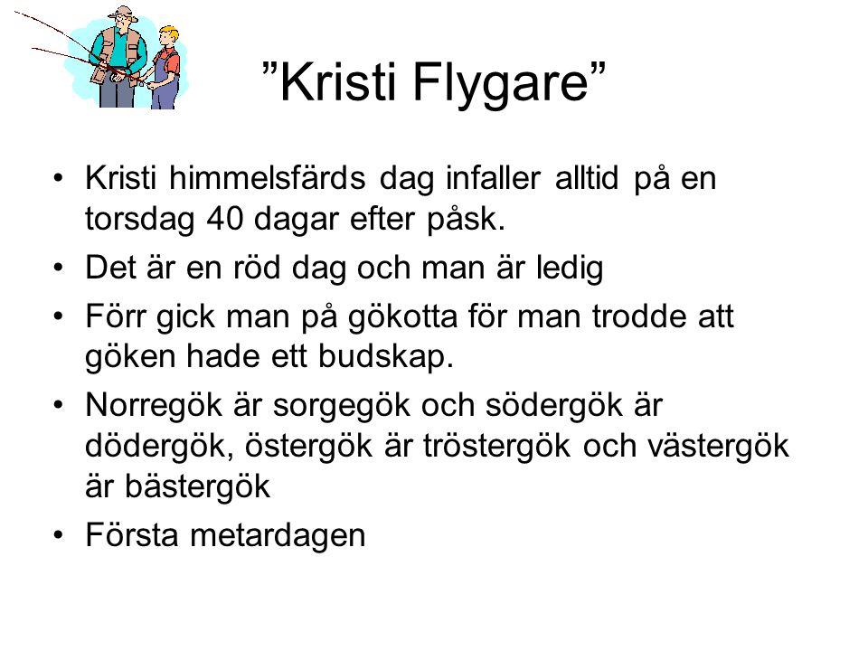 Varför är Sveriges flagga gul och blå Färgerna symboliserar solen och himlen.