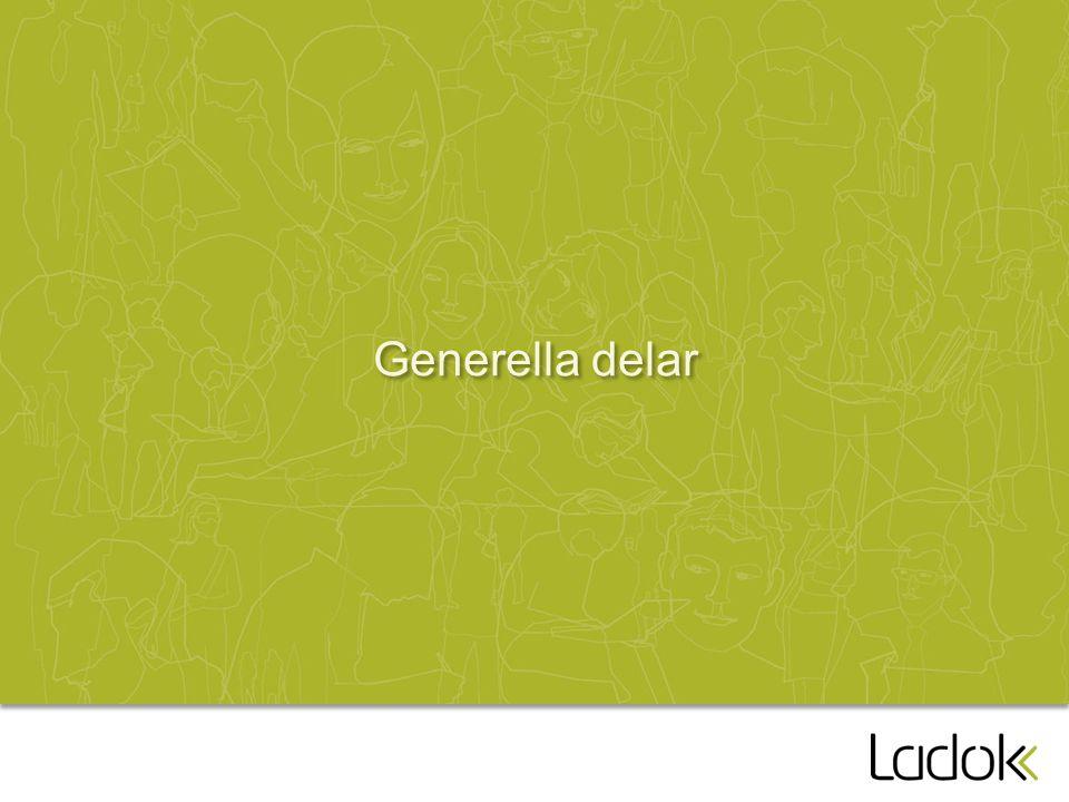Generella delar