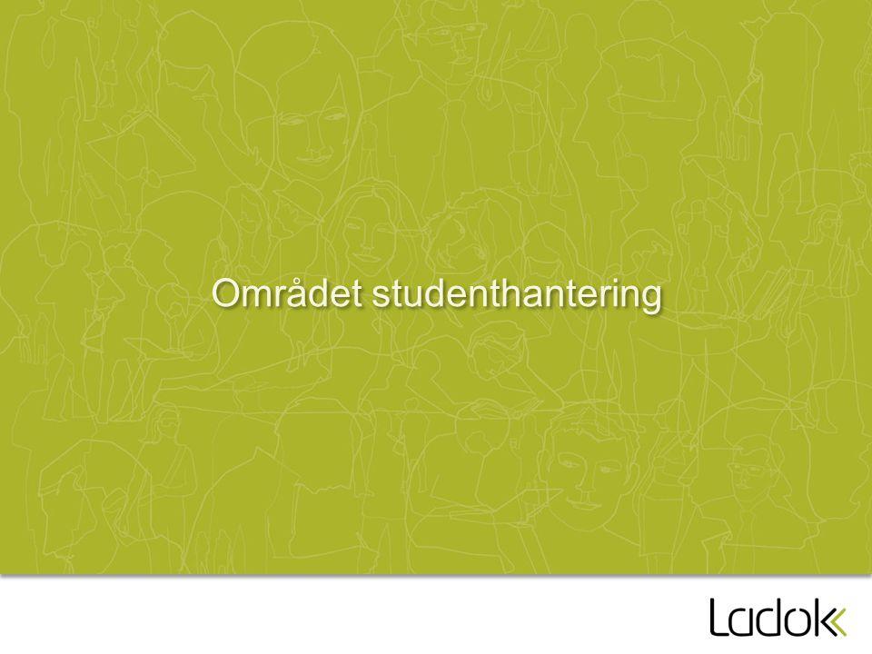 Studenter »#267 - Rubriken Studenthantering är otydlig – vad ska man göra här.