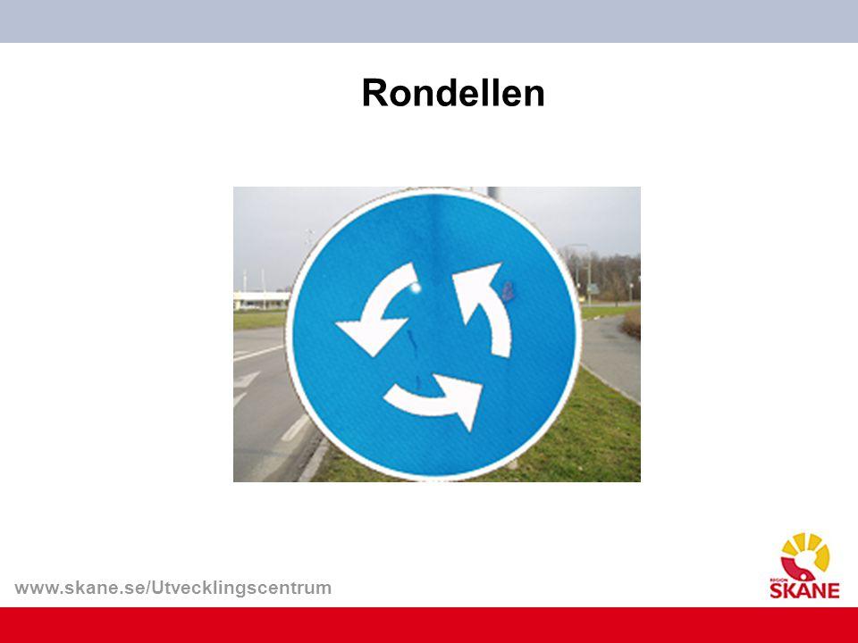 www.skane.se/Utvecklingscentrum Rondellen