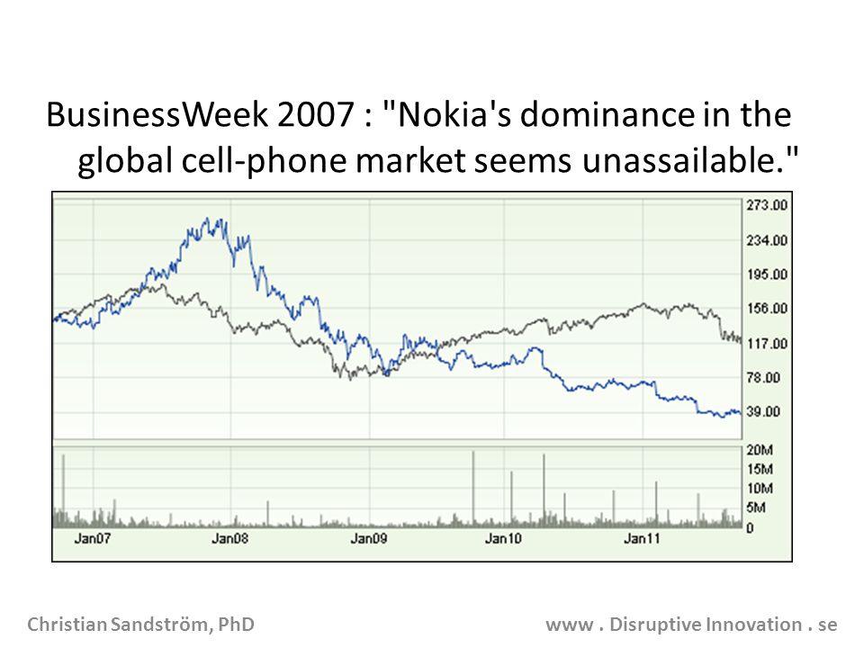 BusinessWeek 2007 :