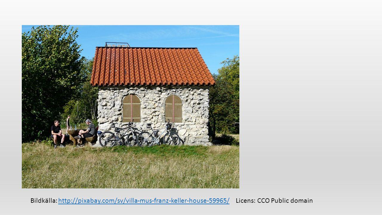 Bildkälla: http://pixabay.com/sv/villa-mus-franz-keller-house-59965/ Licens: CCO Public domainhttp://pixabay.com/sv/villa-mus-franz-keller-house-59965/