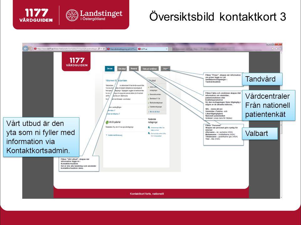 E-tjänster på 1177.se