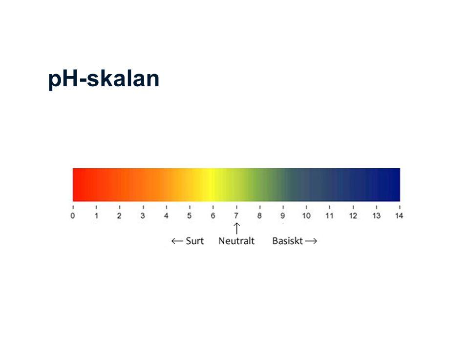 pH-skalan