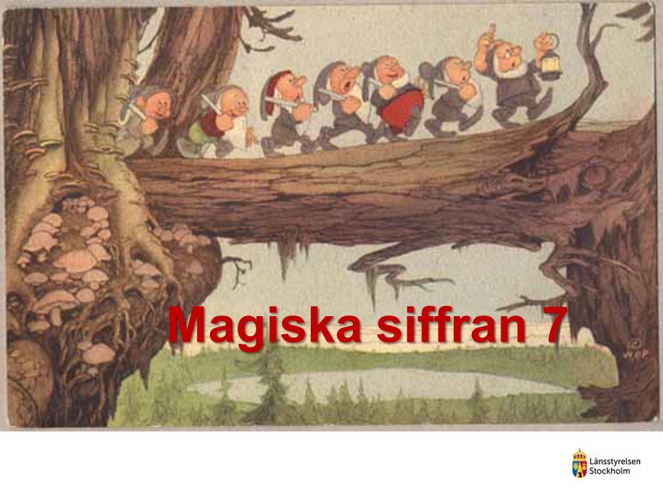 Magiska siffran 7