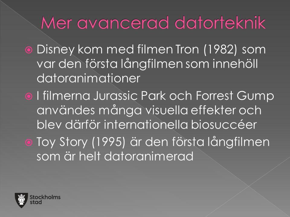  DTS är ett högupplöst ljudsystem som de har på biografer  Ett format som använder sig av 6 separata högtalare  Detta ger känslan av ett tredimensionellt rum