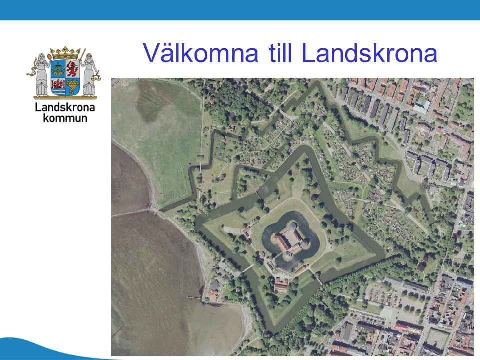 Välkomna till Landskrona