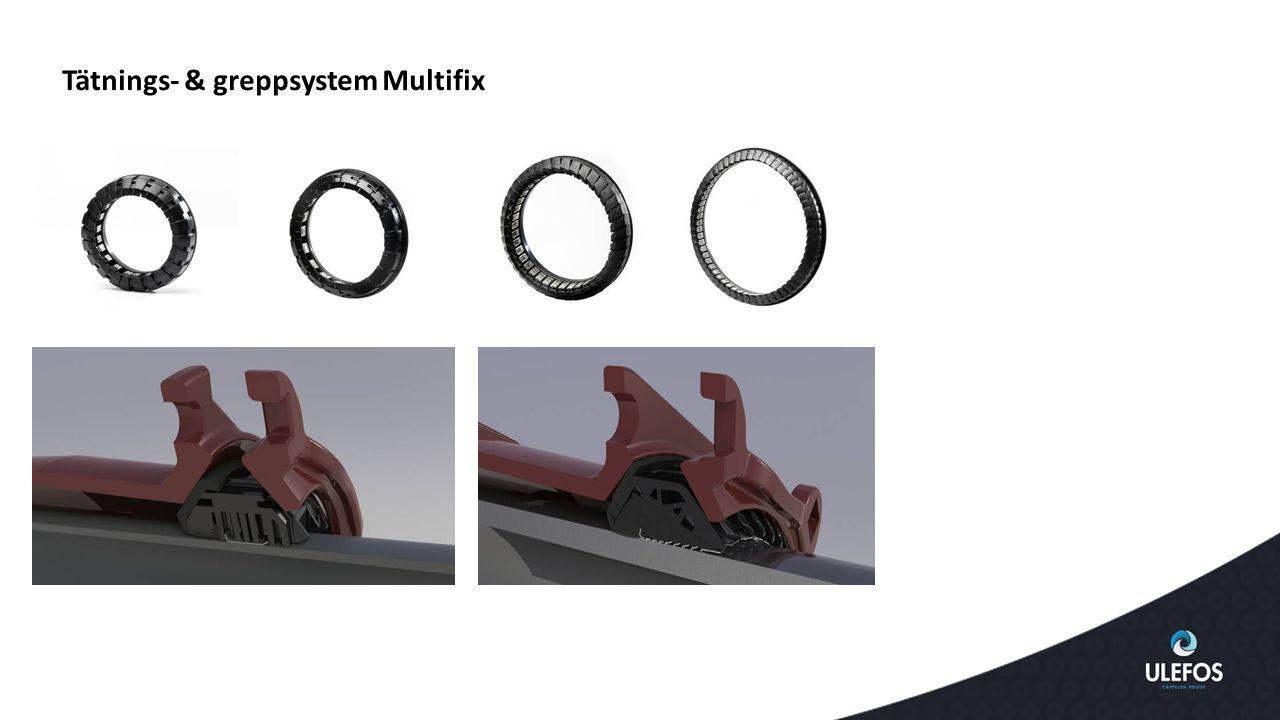Tätnings- & greppsystem Multifix