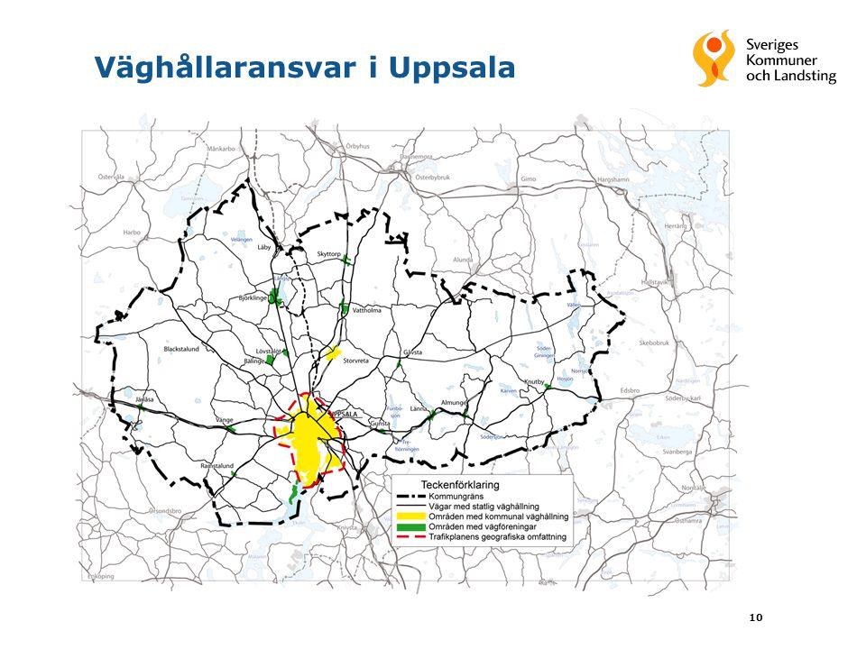 10 Väghållaransvar i Uppsala