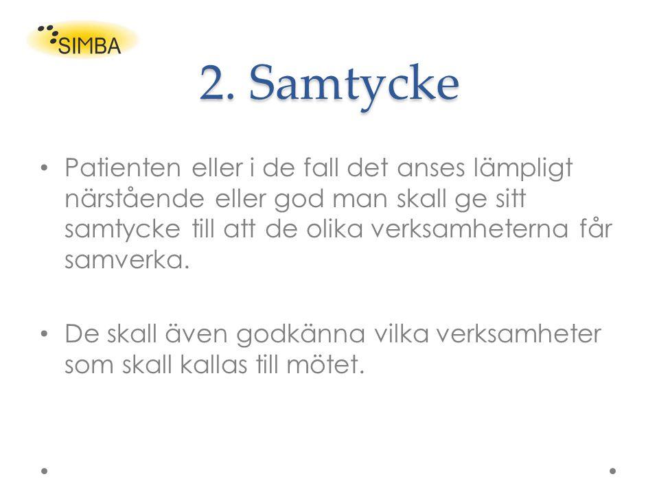 3. Kallelse