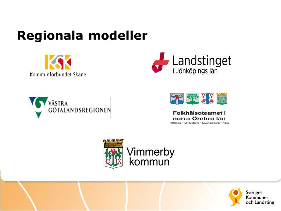 Regionala modeller