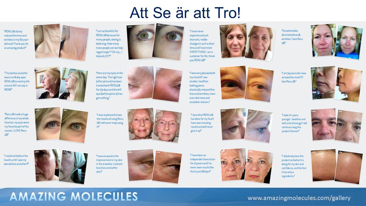 www.amazingmolecules.com/gallery Att Se är att Tro!