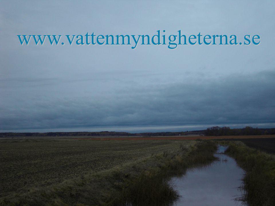 www.vattenmyndigheterna.se
