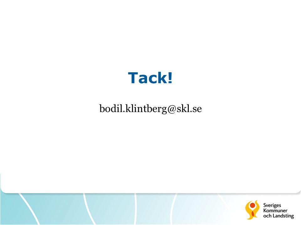 Tack! bodil.klintberg@skl.se