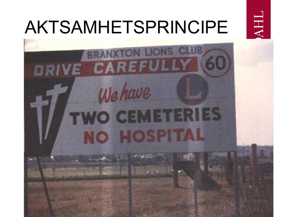 AKTSAMHETSPRINCIPE N
