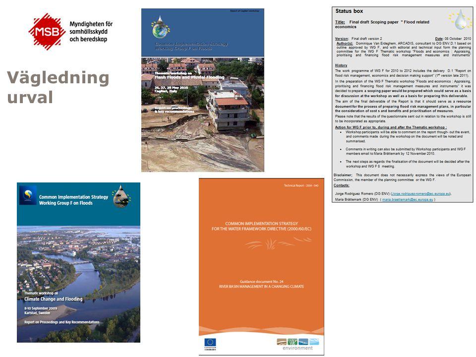 Vattendirektivet EU granskar vattenförvaltningen 6/11 bilaterat möte Sverige o EU KOM, syfte att följa upp hur SE jobbar med genomförande av EUs rekommendationer på övervakning, åtgärdsprogram o förvaltningsplan.
