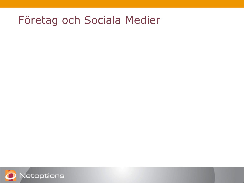 Företag och Sociala Medier