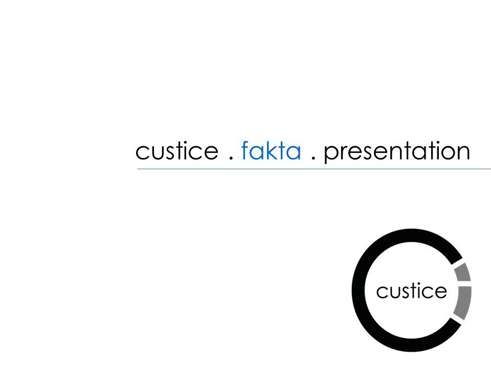 custice. fakta. presentation