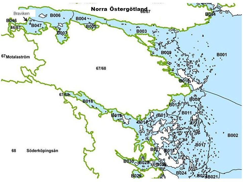 Norra Östergötland Braviken