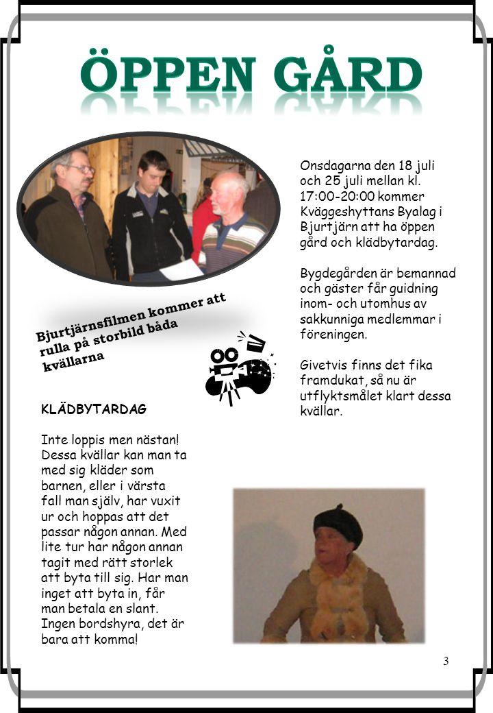 4 Se´n sist: Valborg 30/5: Ca 150 såg elden tändas och var med och sjöng denna vackra kväll.