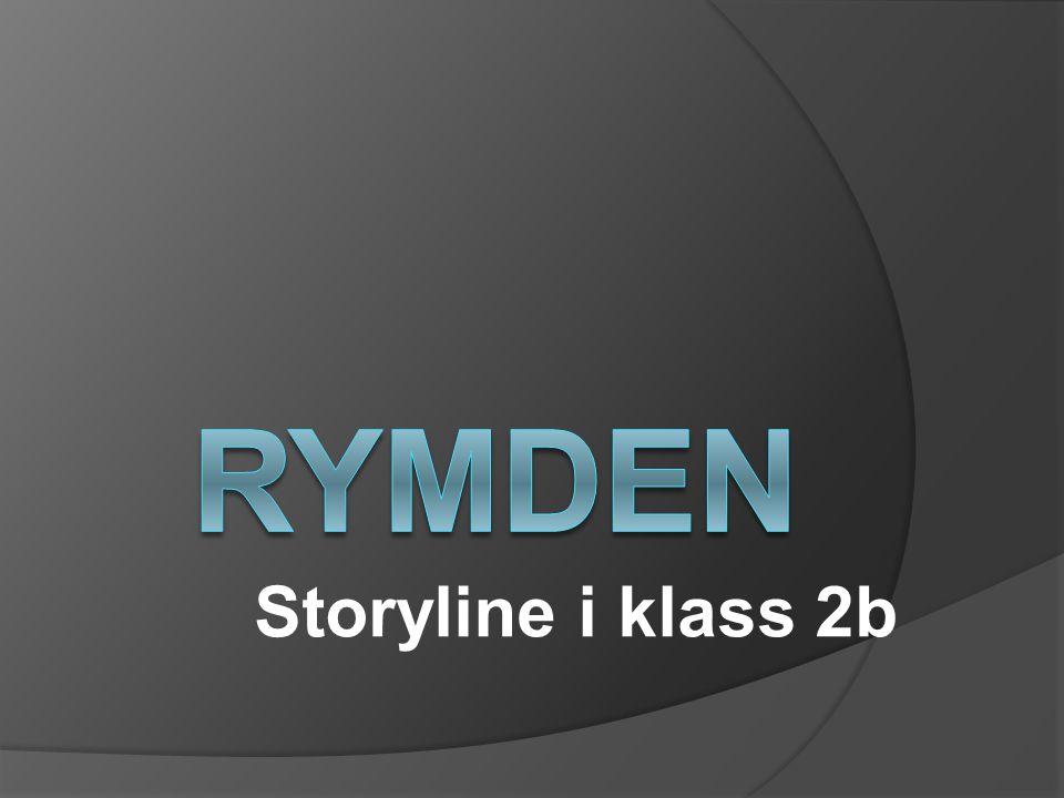 Storyline i klass 2b