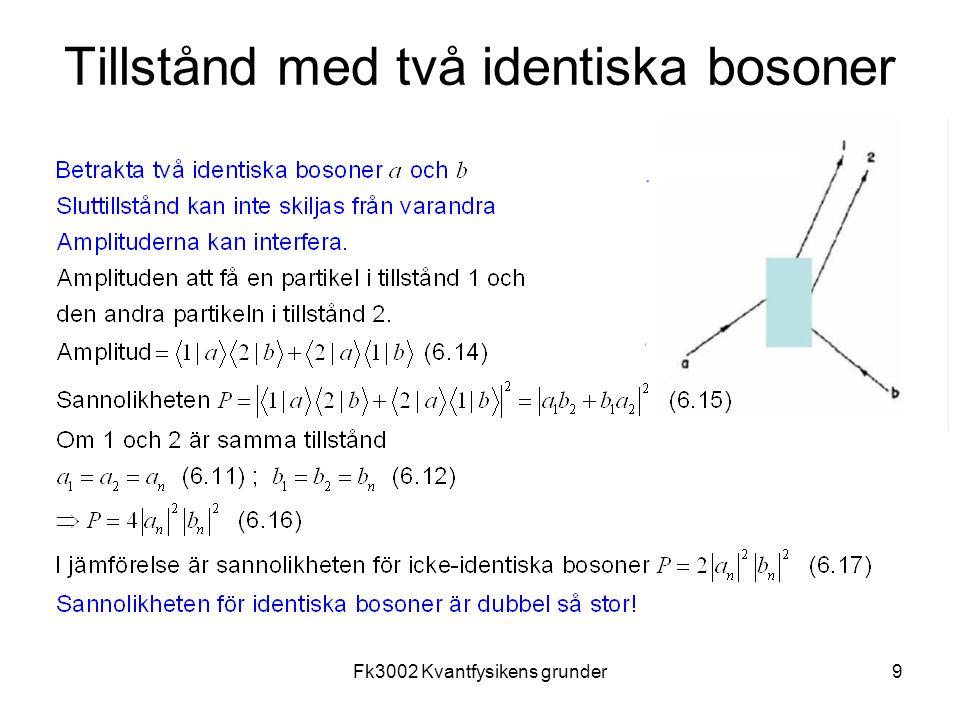 Fk3002 Kvantfysikens grunder30