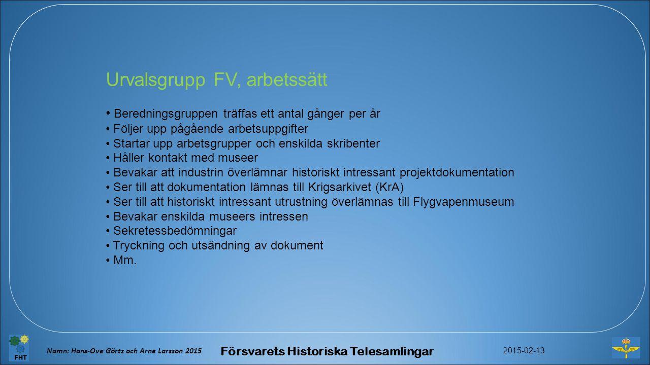 Dokumentation och hemsida Dokumentationsbehov; Idé – skribent (ev.