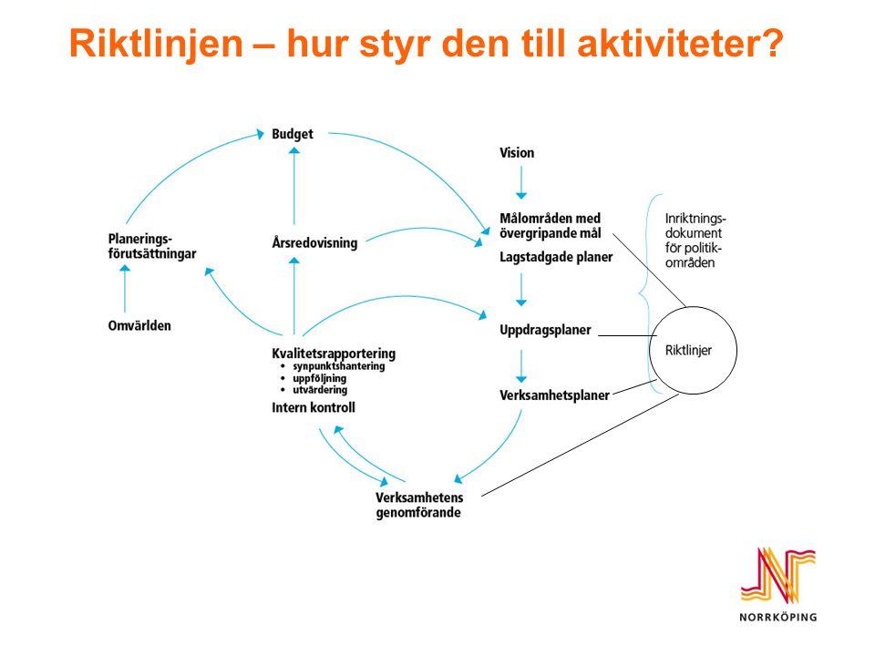 Social investeringsfond i Norrköping Totalt 40 mkr (32 mkr) Sex insatser Politisk enighet Metodutveckling Återföringsmodell Uppföljning/utvärdering –Mänskliga vinster –Ekonomiska vinster
