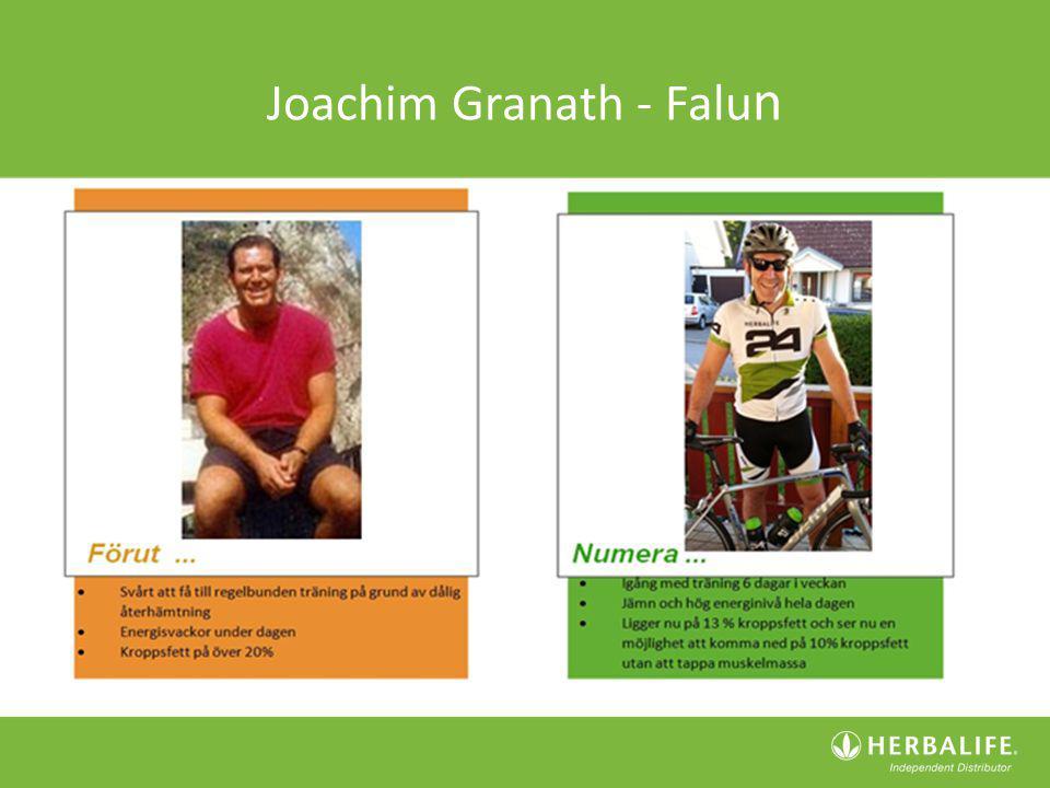 Joachim Granath - Falu n Numera...Förut...