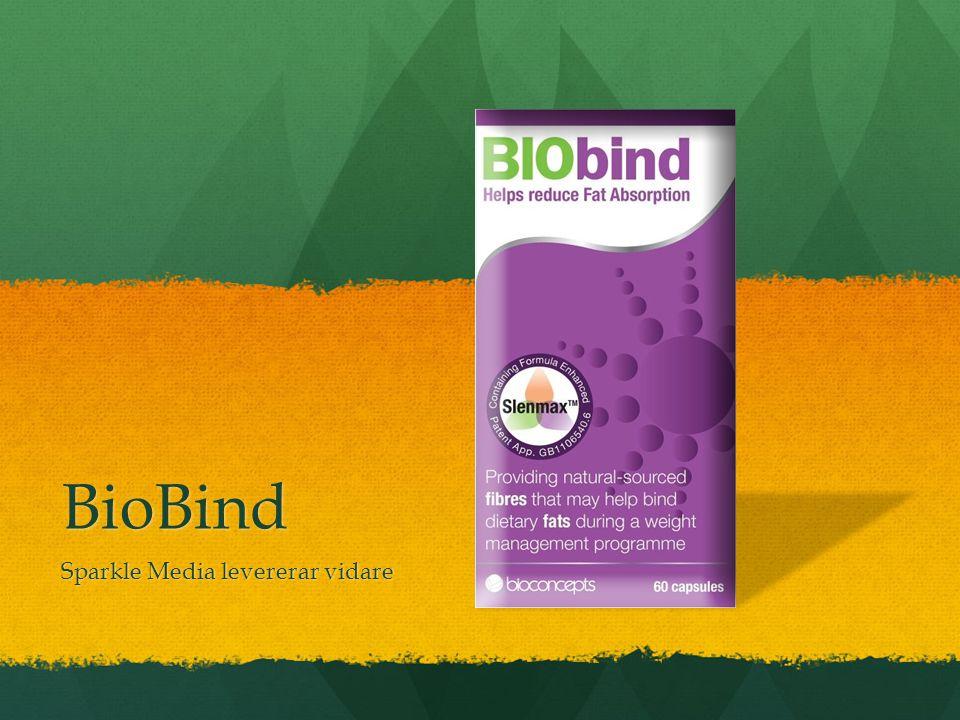BioBind Sparkle Media levererar vidare