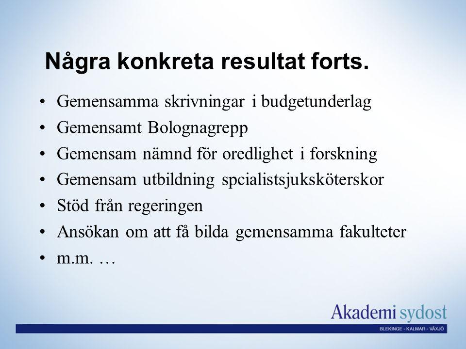 www.hik.se Några konkreta resultat forts.