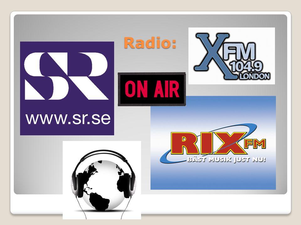 Radio: