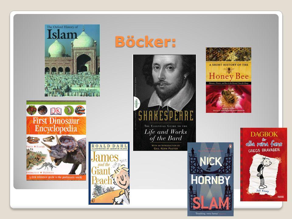 Böcker: