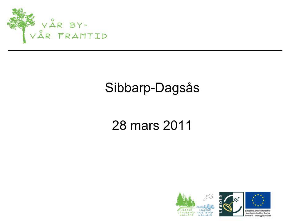 Sibbarp-Dagsås 28 mars 2011