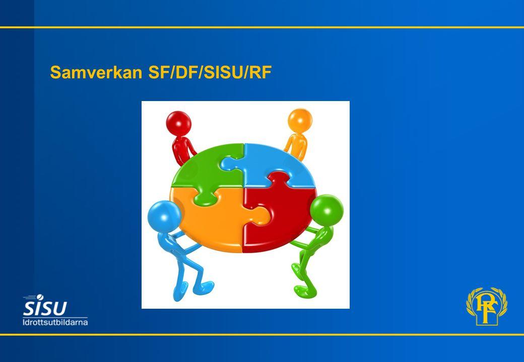 Samverkan SF/DF/SISU/RF