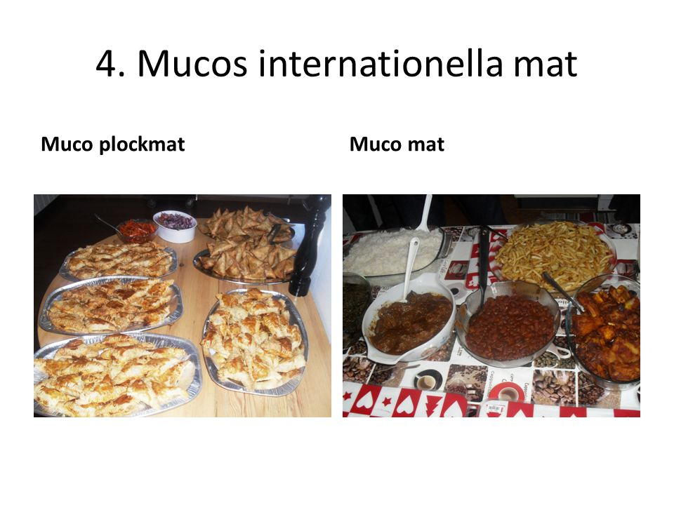 3.Mucos internationella fest.