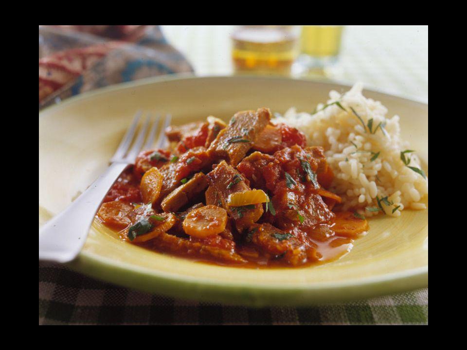 Indisk vegogryta - 4 portioner 300 g Vegebitar Den här grytan har vi kryddat med garam masala som är en indisk blandning av bl a ingefära, kryddnejlika och spiskummin.