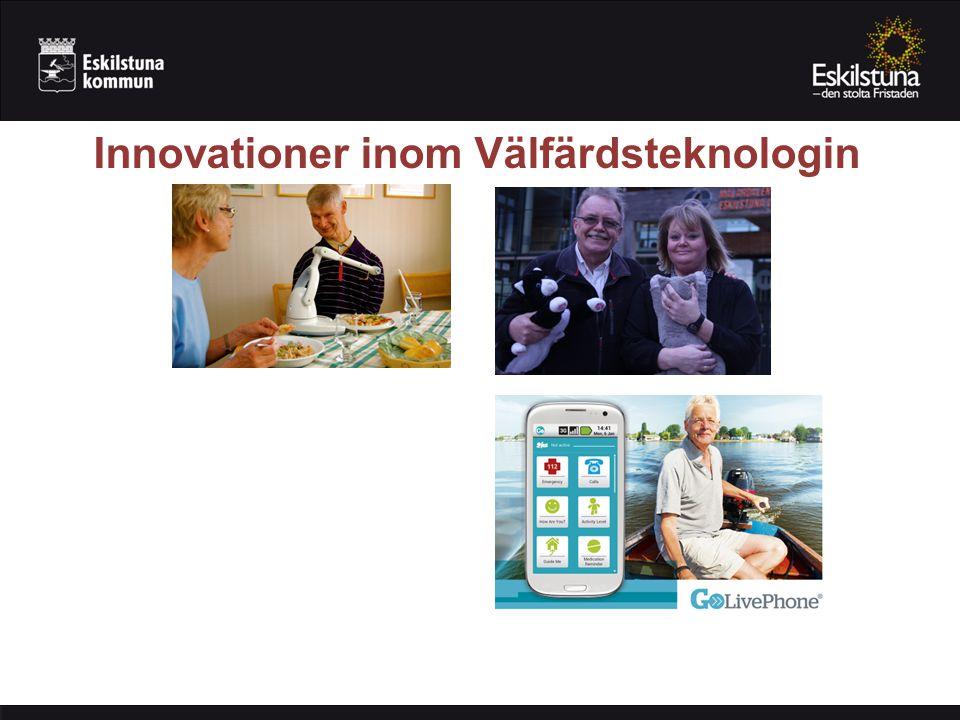 Innovationer inom Välfärdsteknologin