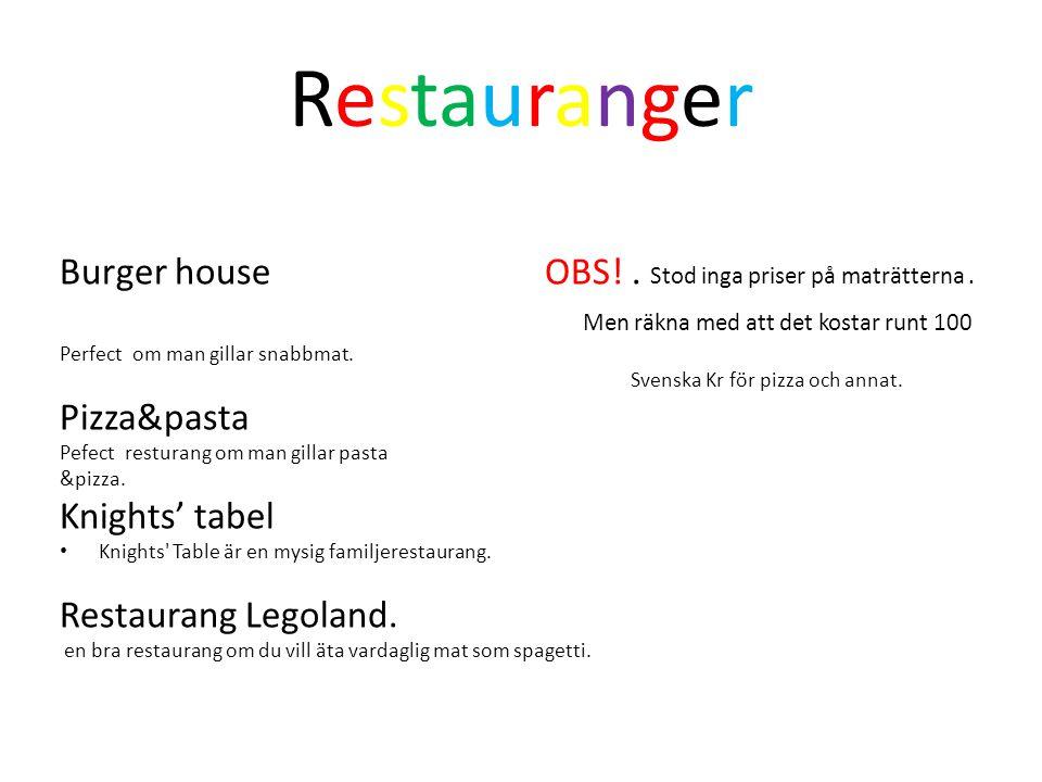 Restauranger Burger house OBS!. Stod inga priser på maträtterna. Men räkna med att det kostar runt 100 Perfect om man gillar snabbmat. Svenska Kr för