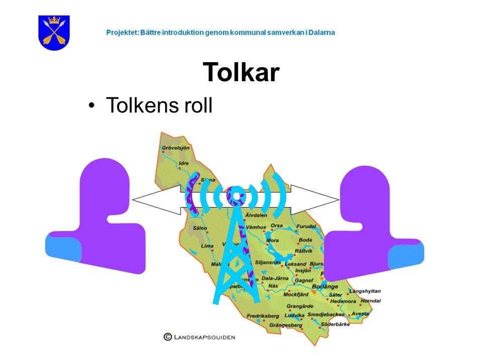 Tolkar Tolkens roll