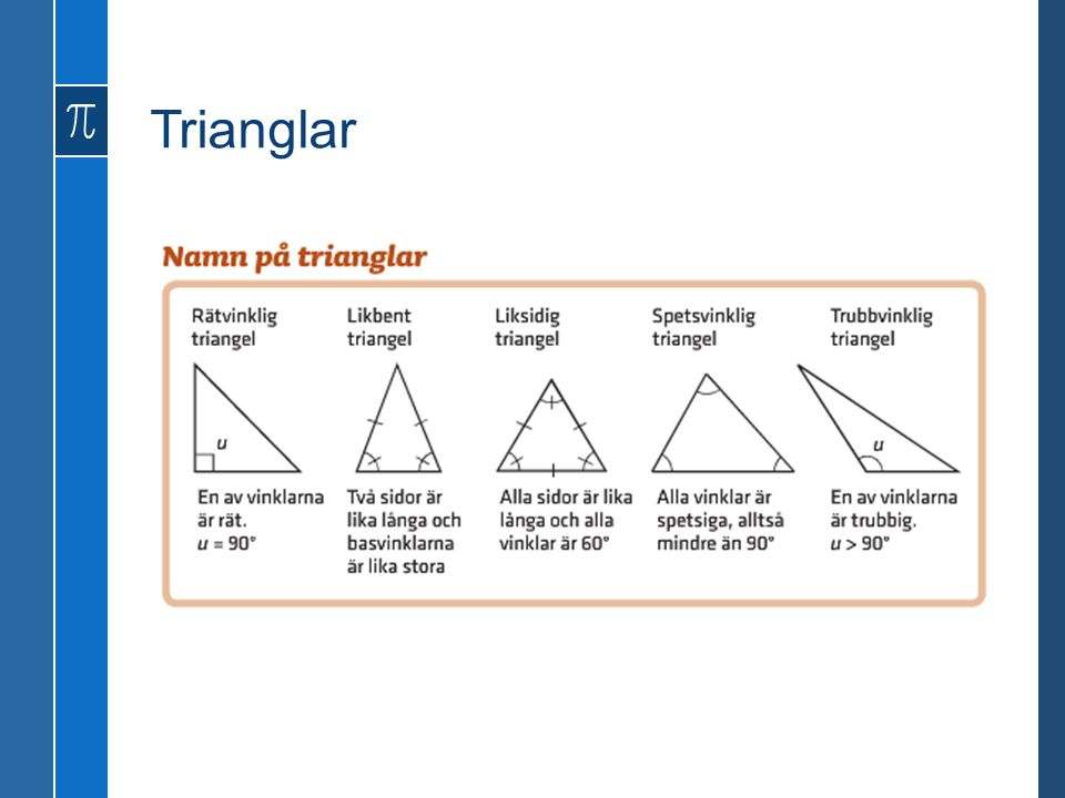 Trianglar