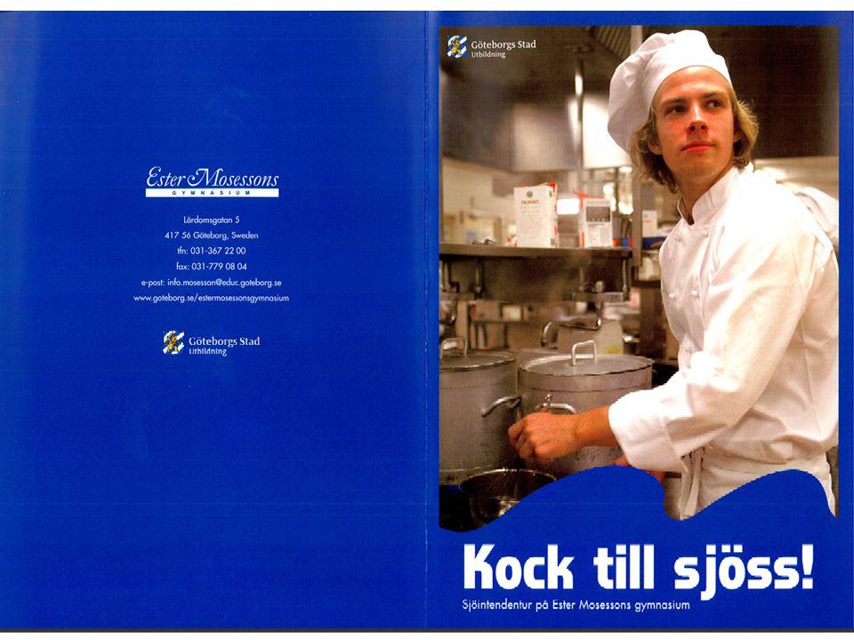 Går du andra året på Restaurang- och livsmedelsprogrammet.