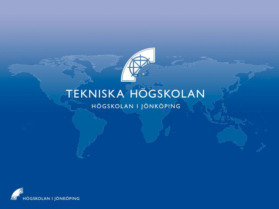 Jönköpings Tekniska Högskola