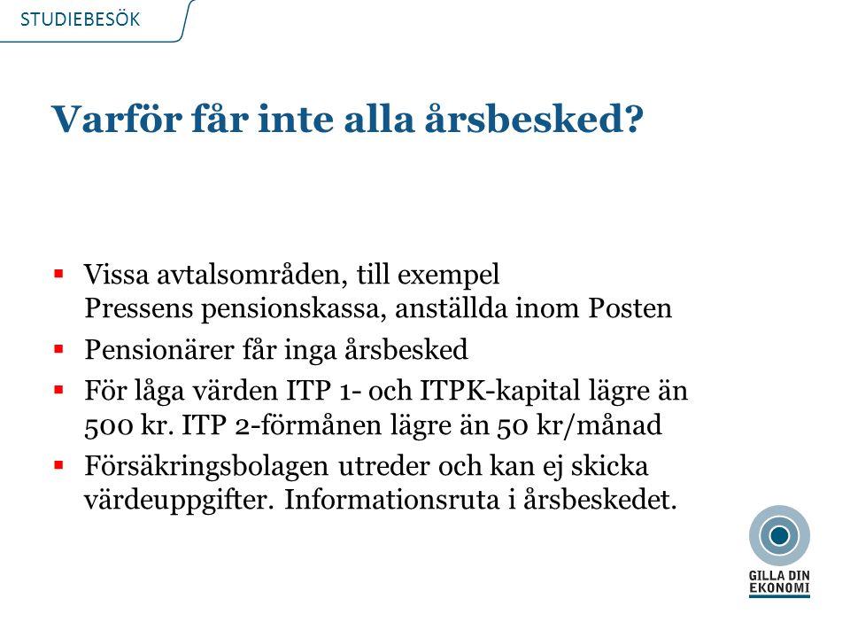 STUDIEBESÖK Grunduppgifter ITP 2 2015-03-217
